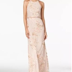 Adrianna Papell Bridesmaid Dress - Size 6 (a)